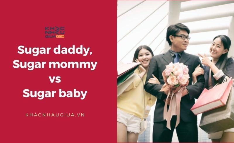 sugar daddy, sugar baby, sugar mommy